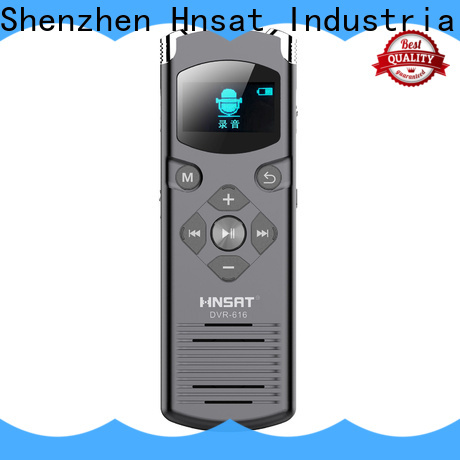 Hnsat digital recorder professional Supply for taking notes