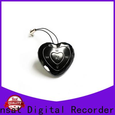 Hnsat mini voice recorder device company for record