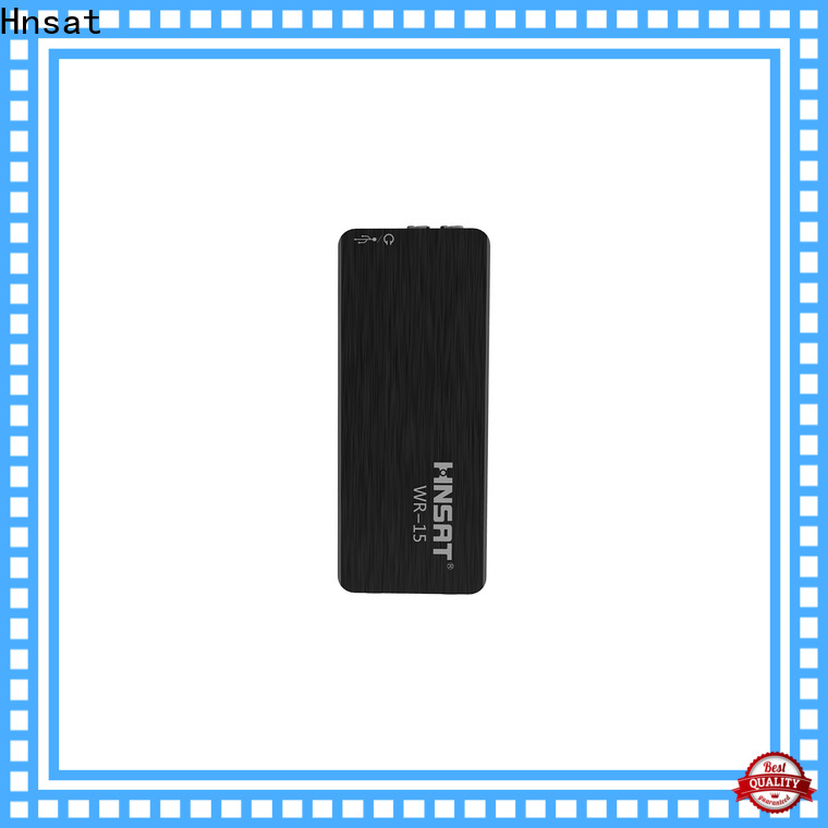 good quality voice recorder & sound recorder mini
