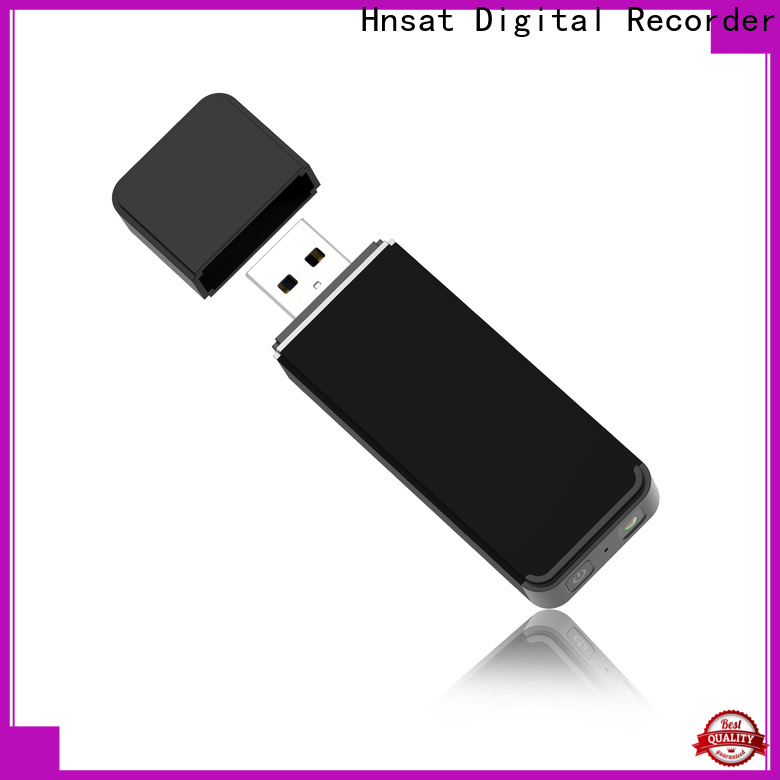 Hnsat small spy camera recorder factory for protect loved ones or assets