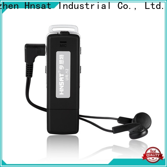 Wholesale best covert voice recorder Supply for voice recording