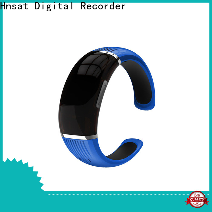 High-quality wearable digital voice recorder for business for voice recording