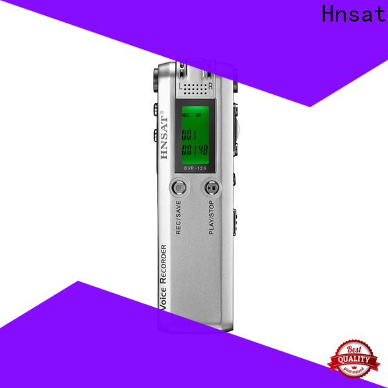 Hnsat New digital pocket recorder Suppliers for record