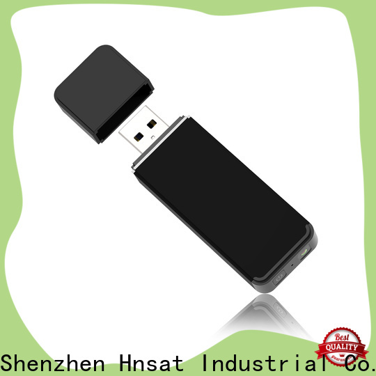 Hnsat voice recorder for video manufacturers for spying on people or your valuable properties