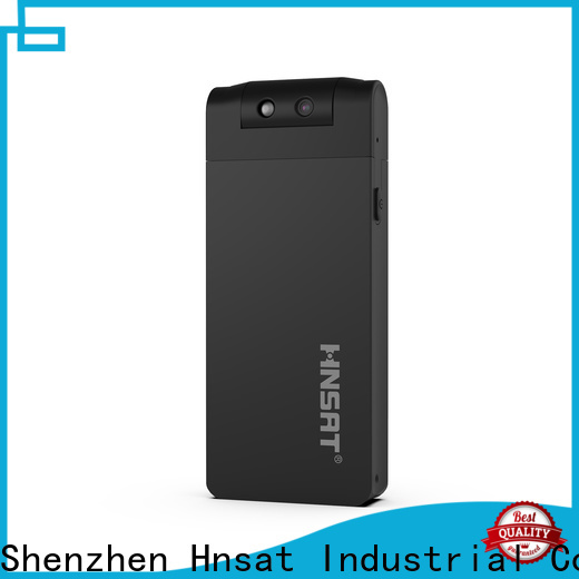 Hnsat New mini spy video recorder for business For recording video and sound