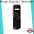 New digital sound recorder company for voice recording