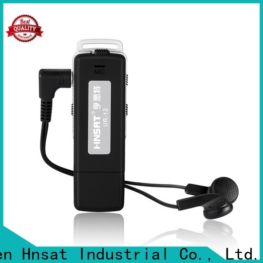Custom small hidden voice recorder manufacturers for record