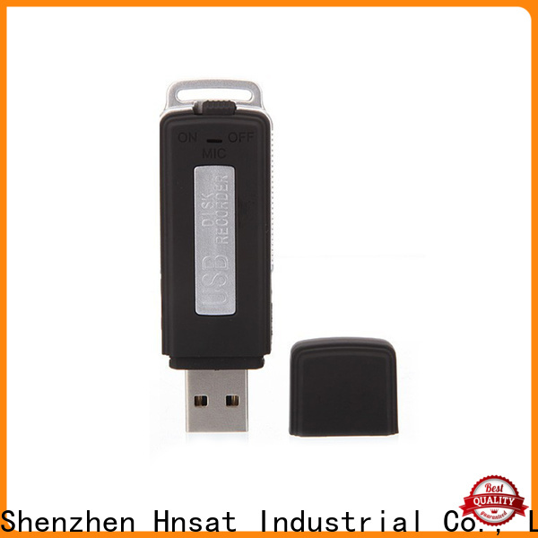 Hnsat spy audio recorder device manufacturers for taking notes