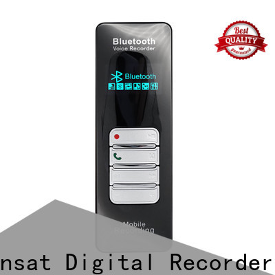 New professional digital voice recorder for business for taking notes