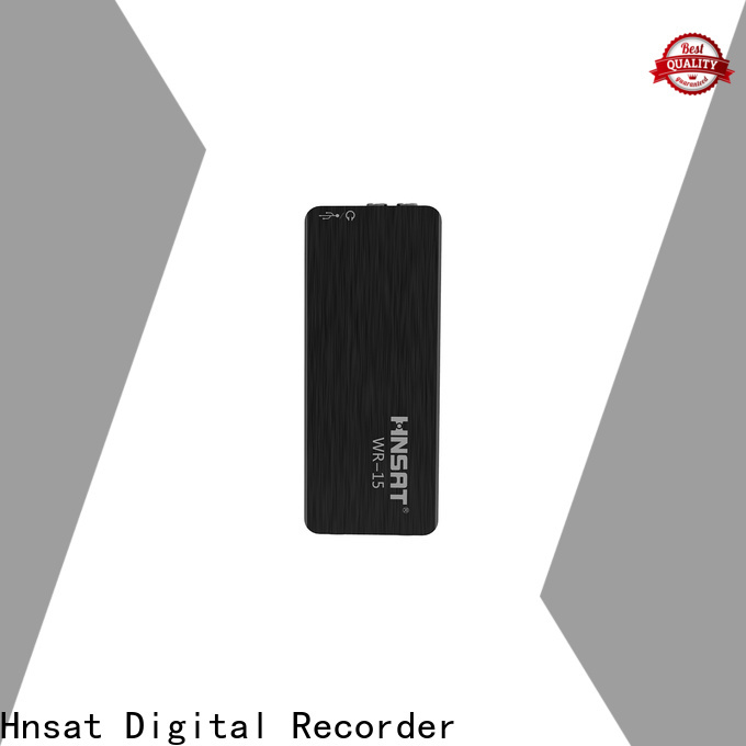 Hnsat small voice recorder for business for record