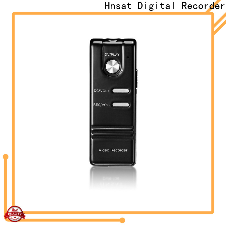 Hnsat spy camera hidden camera factory for protect loved ones or assets