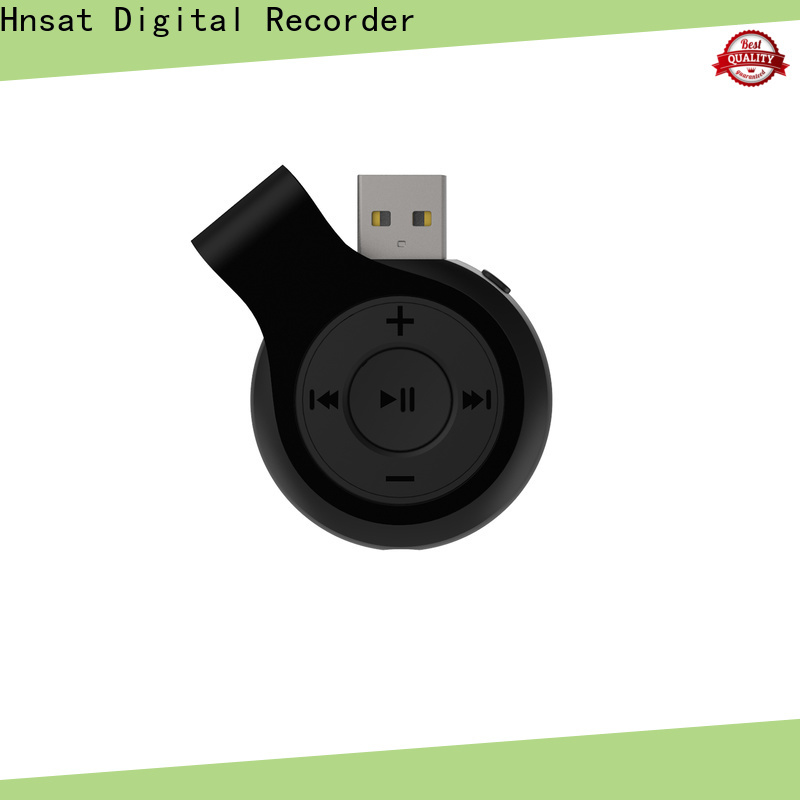 Hnsat Top mini voice activated recorder factory for taking notes