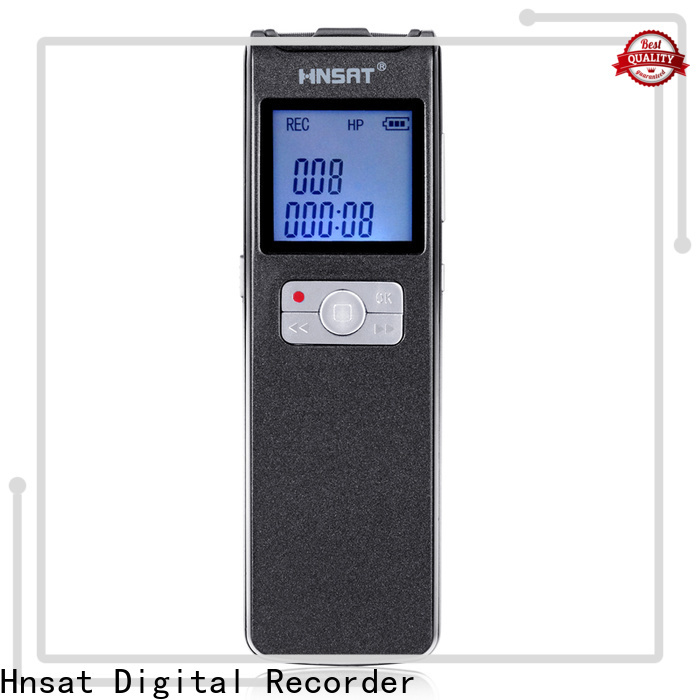 Hnsat mp3 recorder manufacturers for voice recording