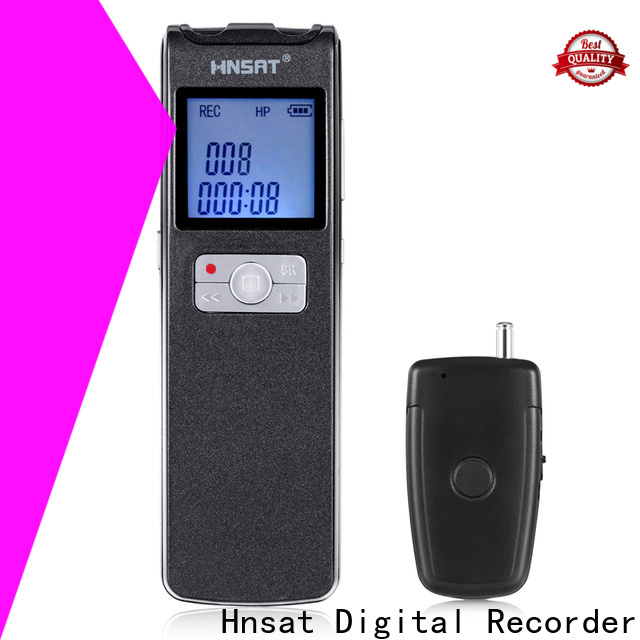 Top digital pocket recorder manufacturers for taking notes