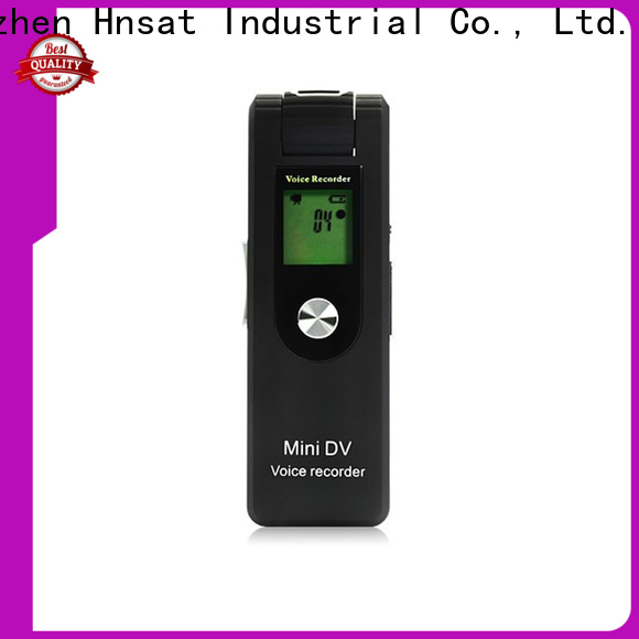 Hnsat small spy camera recorder Suppliers For recording video and sound