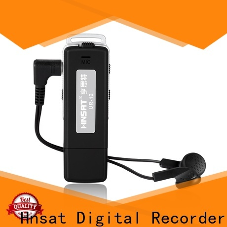 Hnsat small hidden voice recording devices manufacturers for record