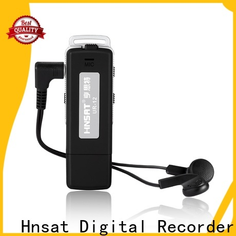 Hnsat small voice recorder manufacturers for record