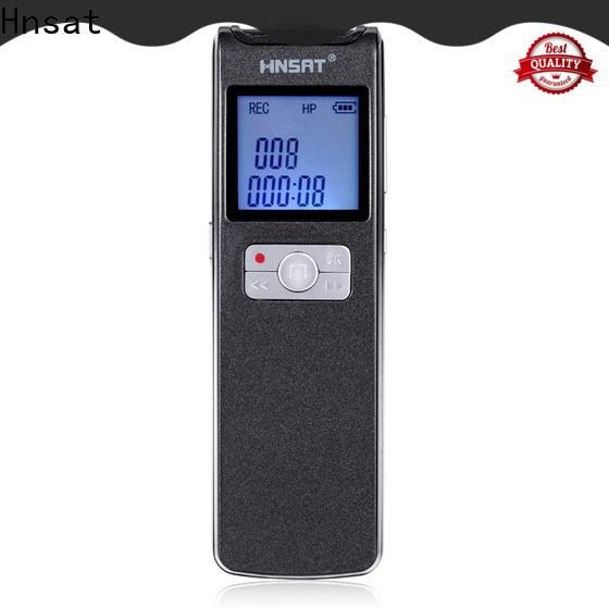 Hnsat pocket digital voice recorder for business for taking notes