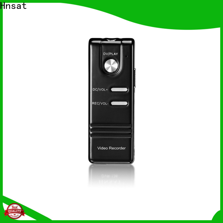 Hnsat Custom digital spy camera manufacturers For recording video and sound