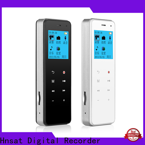 Hnsat New video and voice recorder manufacturers for spying on people or your valuable properties