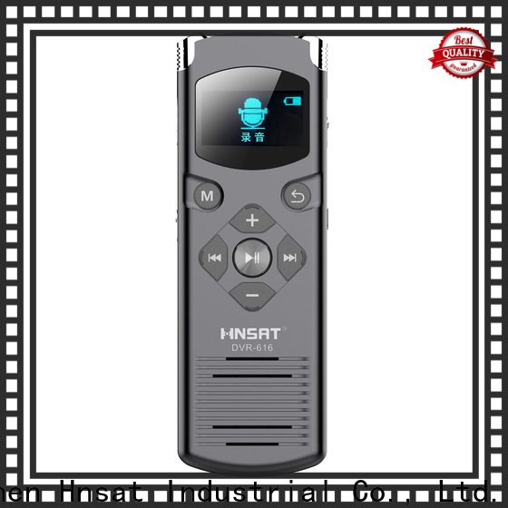Hnsat pocket digital voice recorder Supply for record
