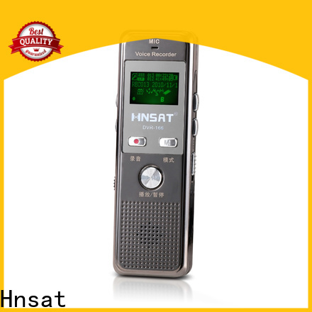 Hnsat high quality voice recorder device Supply for record