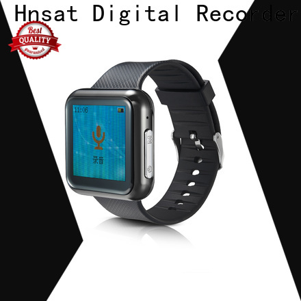 Custom wearable audio recorder Suppliers for record