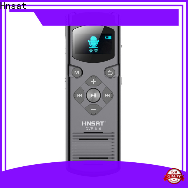 Hnsat best professional voice recorder Suppliers for taking notes