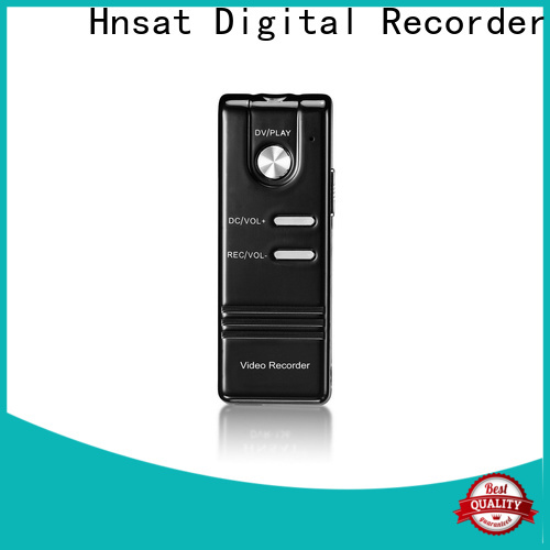 Hnsat High-quality video and voice recording for business for protect loved ones or assets
