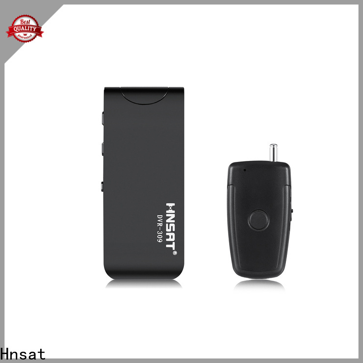 Hnsat Custom small wearable voice recorder manufacturers for taking notes