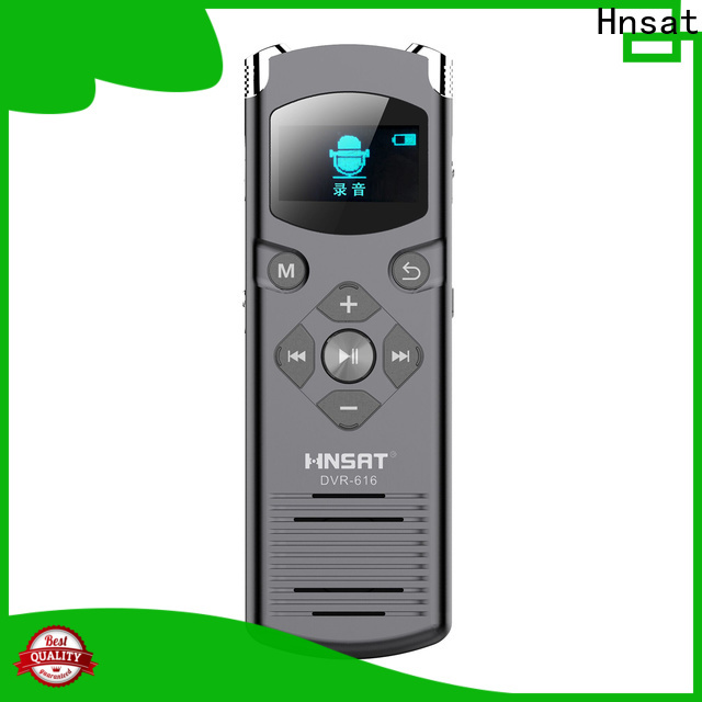 Hnsat High-quality professional digital voice recorder for business for voice recording