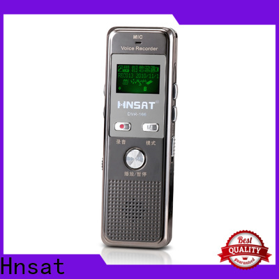 Hnsat Best digital voice audio recorder for business for voice recording