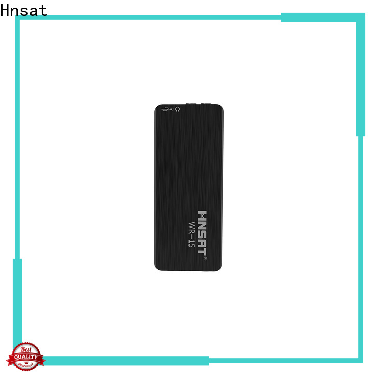 Hnsat small sound recording device Suppliers for voice recording