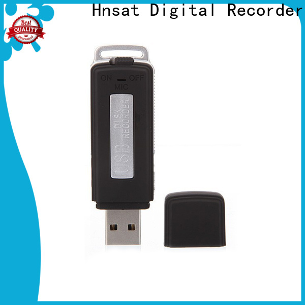 Hnsat micro spy recorder manufacturers for voice recording