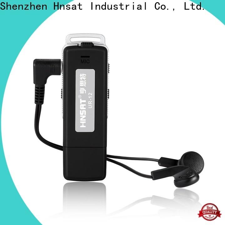 hidden sound recorder & mini voice recorder and transcriber