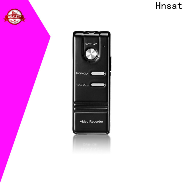 Hnsat video recorder voice recorder Supply For recording video