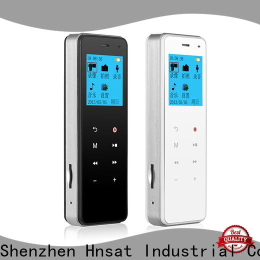 small portable voice recorder & spy camera equipment