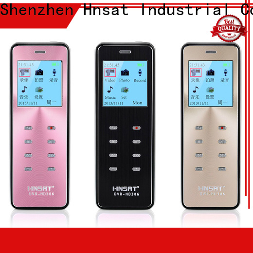 Hnsat video camera voice recorder factory for spying on people or your valuable properties