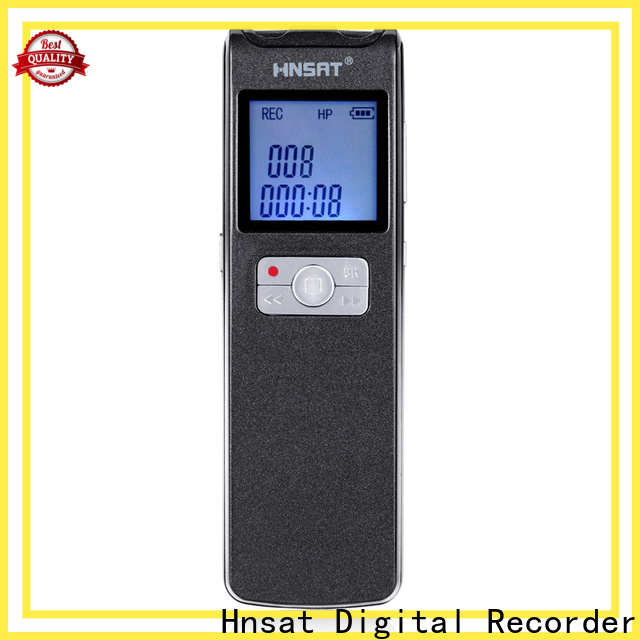 Hnsat mp3 recorder company for taking notes