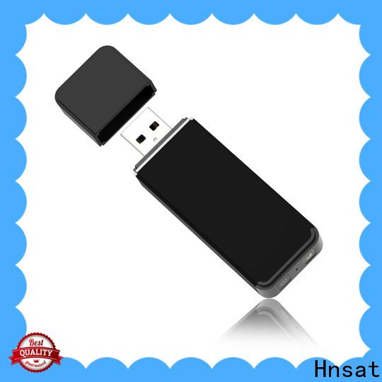 Hnsat Custom small hidden spy cameras company for capturing video and audio