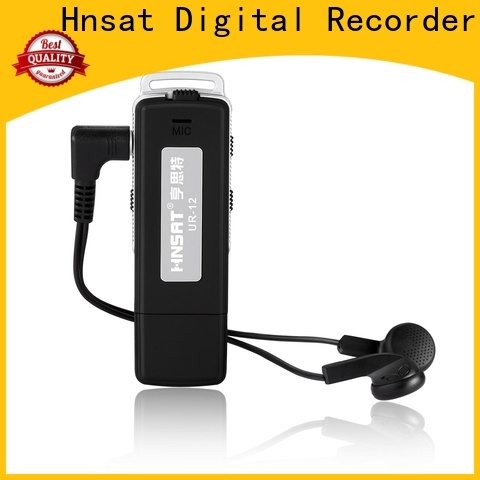 Hnsat micro spy recorder manufacturers for record