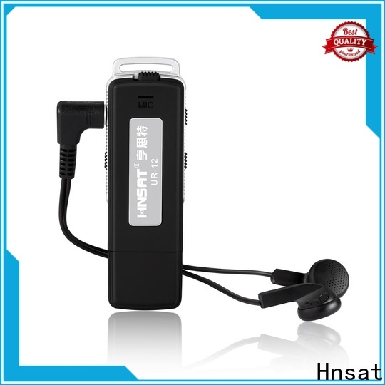 Hnsat New spy hidden voice recorder company for taking notes