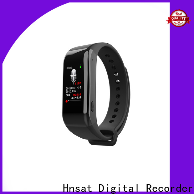 Hnsat voice recorder price factory for voice recording