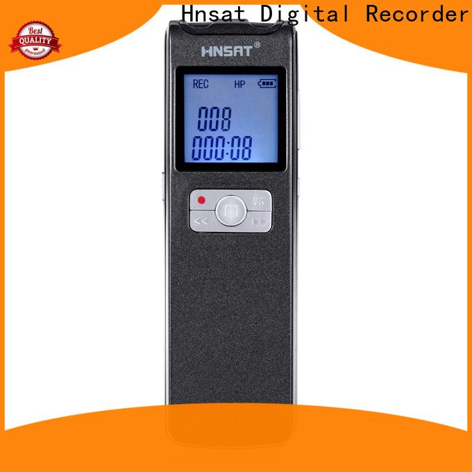 Hnsat pocket digital voice recorder company for taking notes