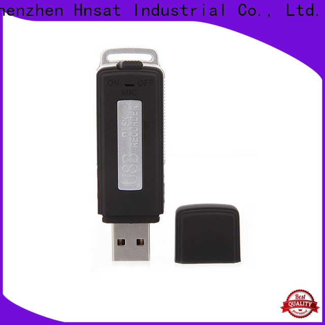 Hnsat Wholesale miniature recording devices for business for voice recording