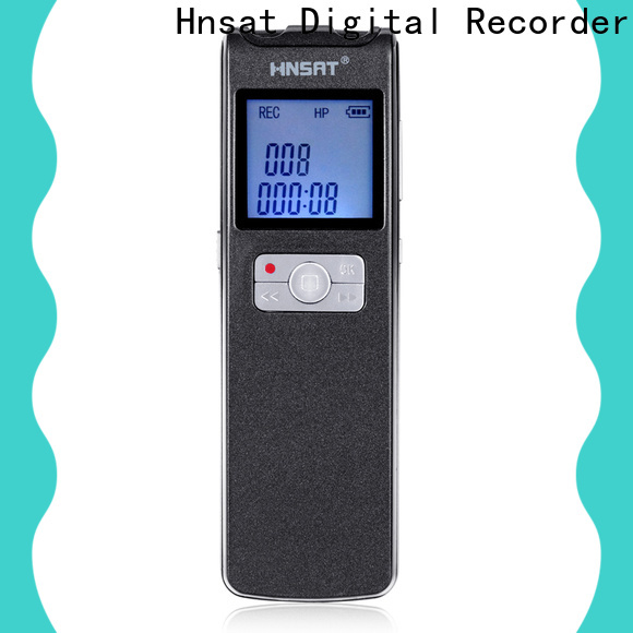 Hnsat Best portable digital recording device factory for taking notes