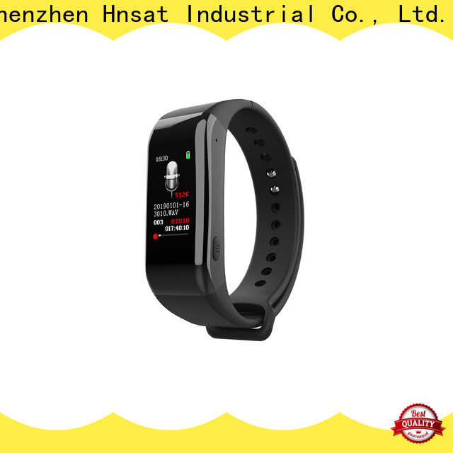 Hnsat wearable hidden voice recorder Supply for taking notes