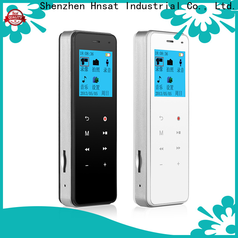 Hnsat tiny spy video camera Suppliers for capturing video and audio