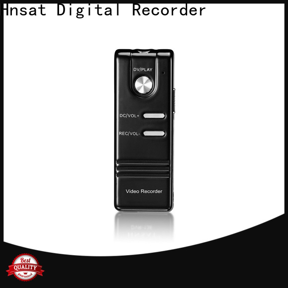 Hnsat spy camera recorder Supply for capturing video and audio