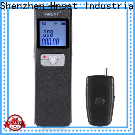 Hnsat Top voice recorder machine company for taking notes